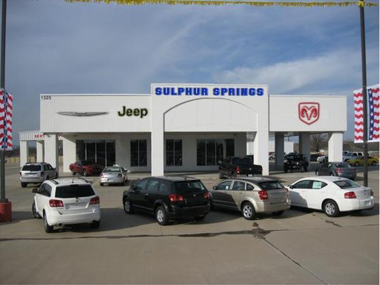Sulphur Springs Dodge >> Sulphur Springs Chrysler Jeep Dodge Ram Sulphur Springs Tx Cars Com