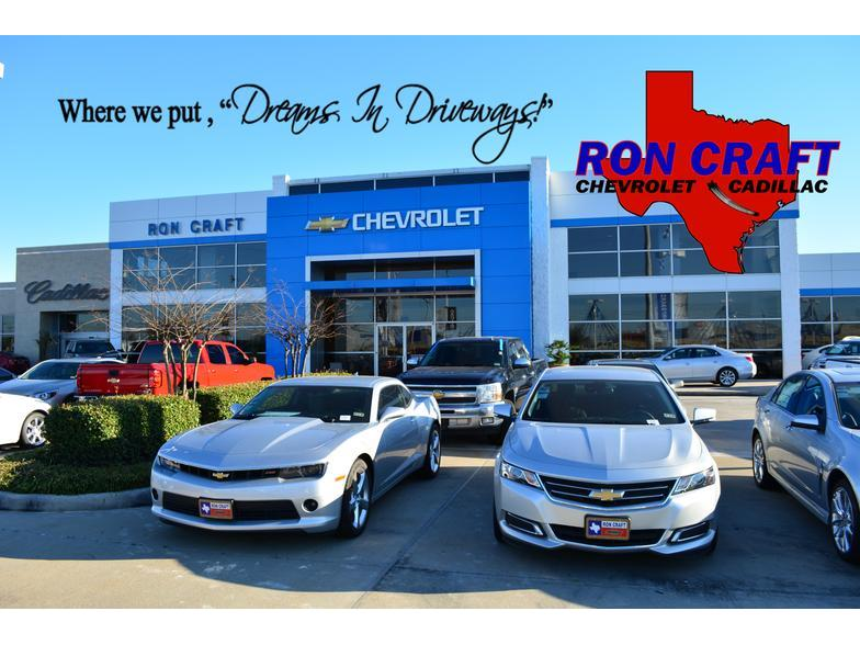 Ron Craft Baytown >> Ron Craft Chevrolet Cadillac Baytown Tx Cars Com