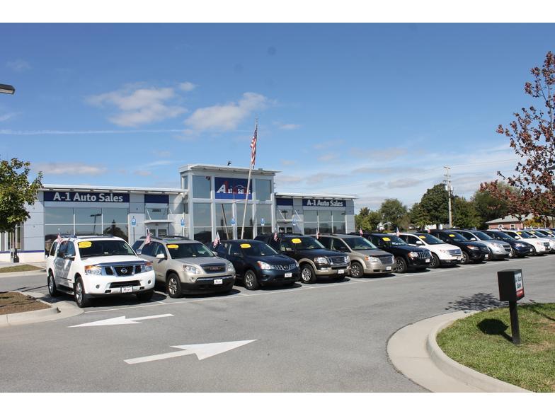 A1 Auto Sales >> A1 Auto Sales Winchester Va Cars Com