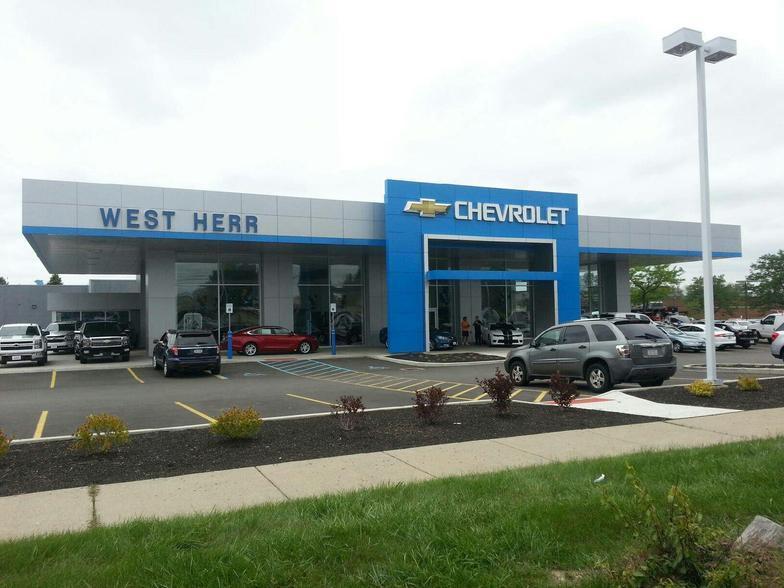 West Herr Chevy Williamsville >> West Herr Chevrolet Automotive Images Gallery