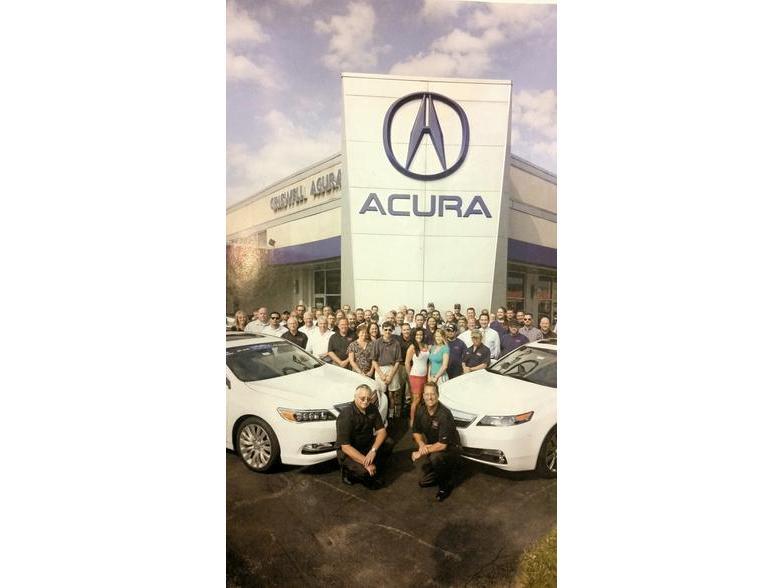 Criswell Acura Audi Annapolis MD Carscom - Audi annapolis