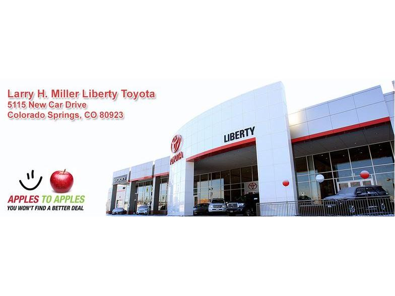 Larry H. Miller Liberty Toyota Colorado Springs   Colorado Springs, CO |  Cars.com