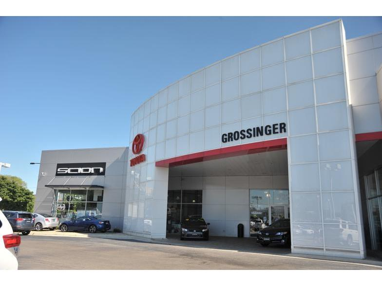 Grossinger Toyota North >> Grossinger Toyota Scion North Lincolnwood Il Cars Com
