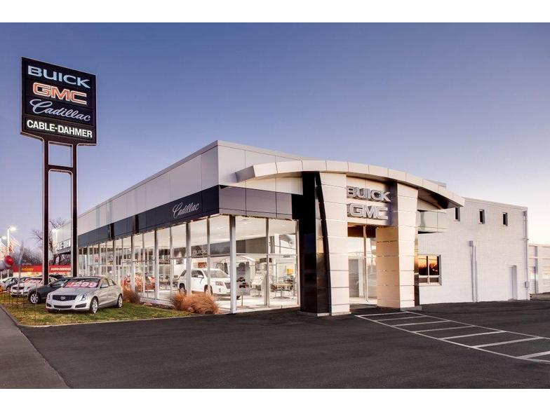 Cable Dahmer Buick GMC Of Independence Independence MO Carscom - Dealer buick