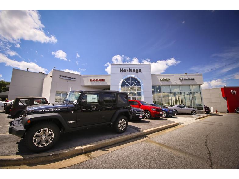 Heritage Chrysler Jeep Dodge RAM Owings Mills   Owings Mills, MD | Cars.com