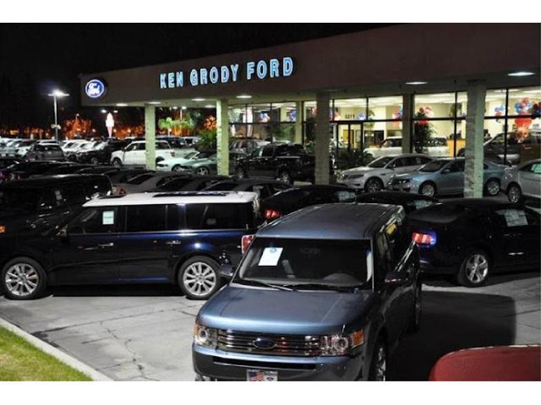 Ken Grody Ford  Carlsbad CA  Carscom