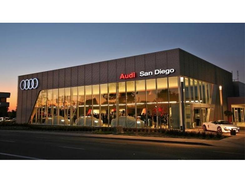 Audi San Diego San Diego CA Carscom - Audi san diego