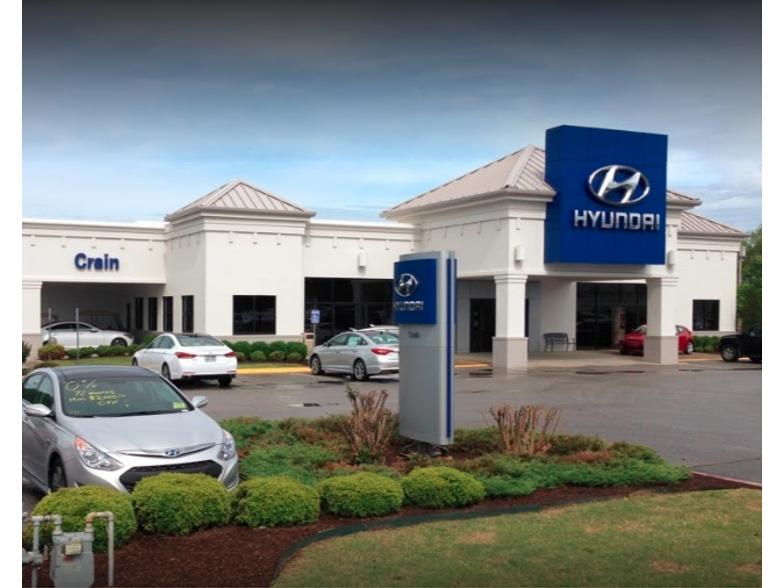 Crain Hyundai Of Bentonville Bentonville Ar Cars Com