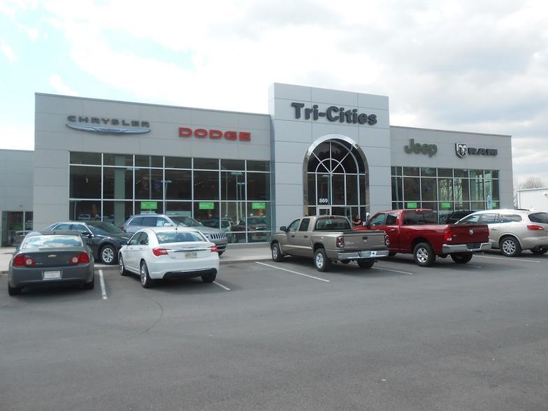 Tri Cities Chrysler Dodge Jeep Ram Kingsport Tn Cars Com