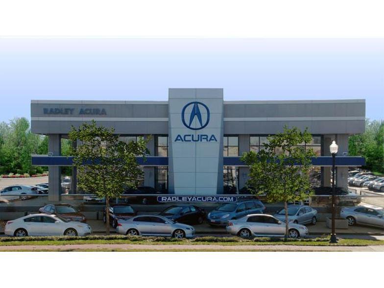 Radley Acura - Falls Church, VA | Cars.com