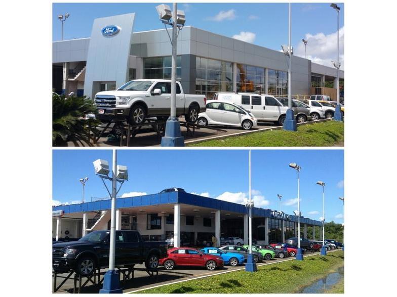 Cutter Ford Mitsubishi Aiea HI Carscom - Mitsubishi dealerships