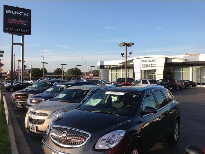 Mike HaggertyBuickGMC Oak Lawn IL Carscom - Buick dealers chicago