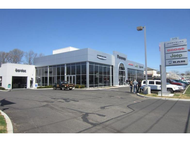 Chrysler Dodge Jeep RAM Of Paramus Paramus NJ Carscom - Jeep chrysler dealerships