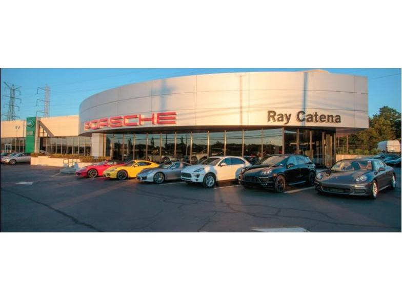 Ray Catena Porsche, Jaguar, Land Rover of Edison - Edison, NJ   Cars.com