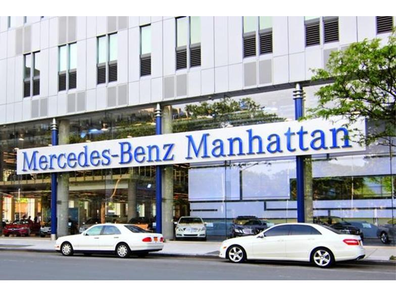 Mercedes Benz Manhattan, Inc. / Smart Center Manhattan   New York, NY |  Cars.com