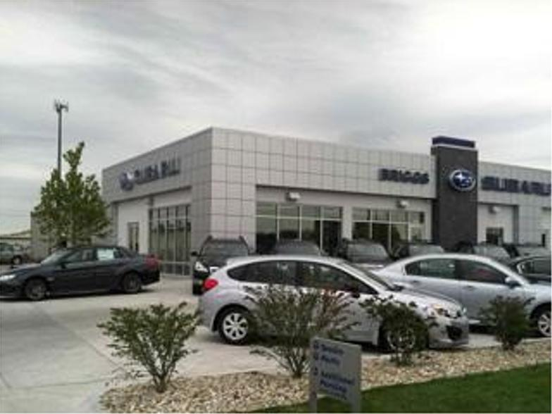 Briggs Subaru Of Lawrence Lawrence Ks Cars Com