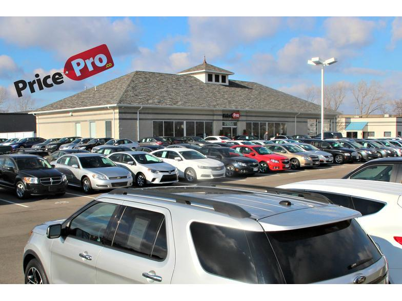 Price Pro Maumee OH Carscom - Car pro show dealers