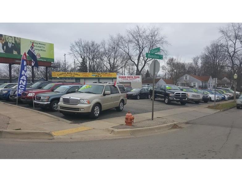 Capitol Auto Sales >> Capitol Auto Sales Lansing Mi Cars Com