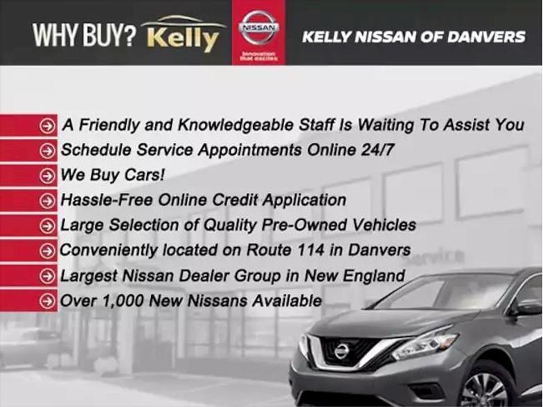 Kelly Nissan Of Danvers Danvers Ma Cars Com