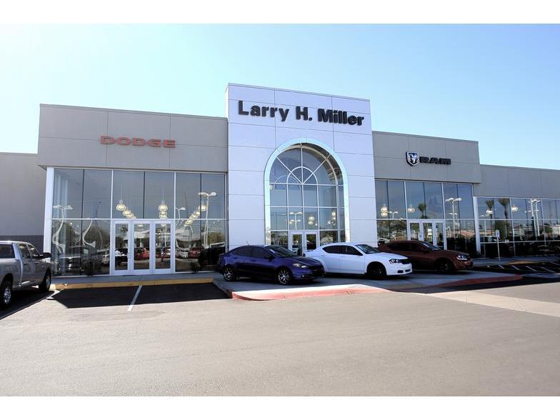 Larry H Miller Dodge >> Larry H Miller Dodge Ram Peoria Peoria Az Cars Com