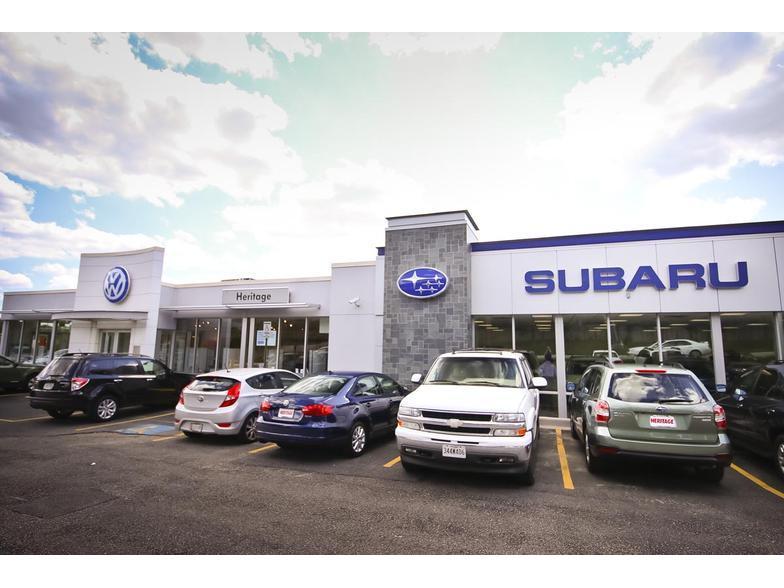 Heritage Volkswagen Subaru >> Heritage Subaru Vw Owings Mills Md Cars Com