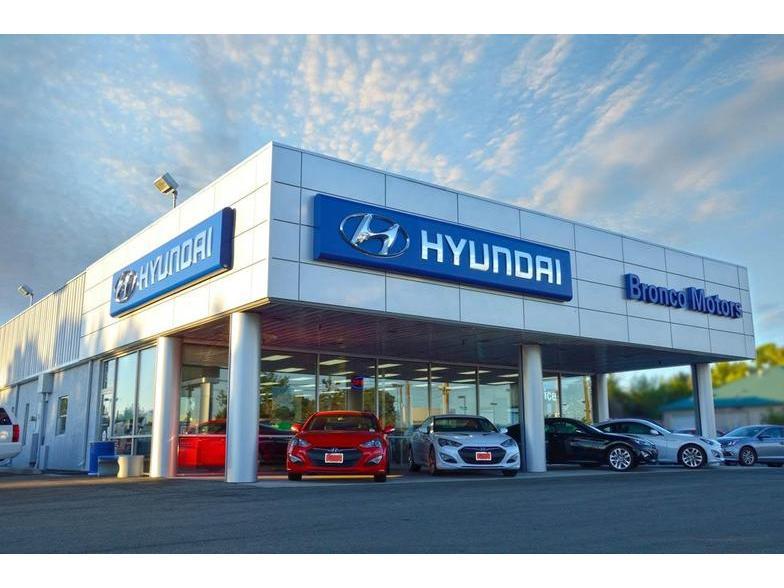 Bronco Motors Hyundai Boise Id