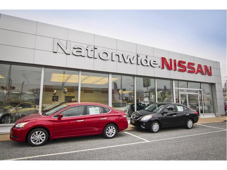 Nationwide Nissan - Lutherville-Timonium, MD | Cars.com
