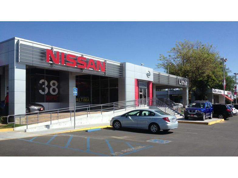 Lithia Nissan Of Fresno Fresno Ca Cars Com