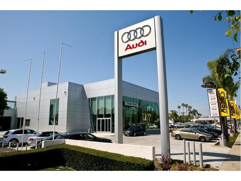 Keyes Audi Sherman Oaks CA Carscom - Keyes audi