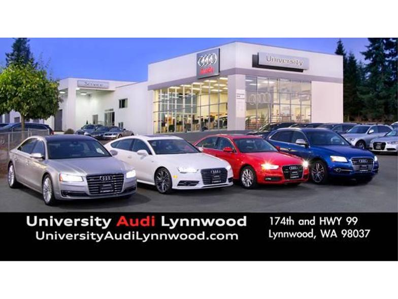 University Audi Lynnwood - Lynnwood, WA   Cars.com