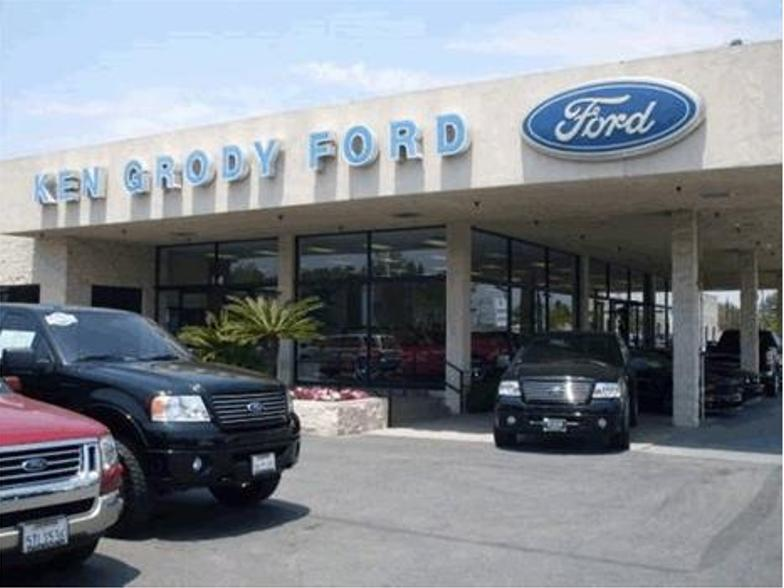 Ken Grody Ford Orange County  Buena Park CA  Carscom