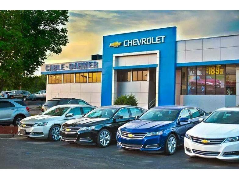 Cable Dahmer Chevrolet >> Cable Dahmer Of Kansas City Kansas City Mo Cars Com