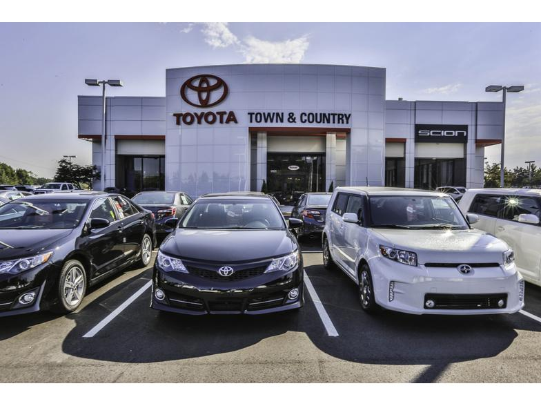 Town And Country Toyota >> Town And Country Toyota Charlotte Nc Cars Com
