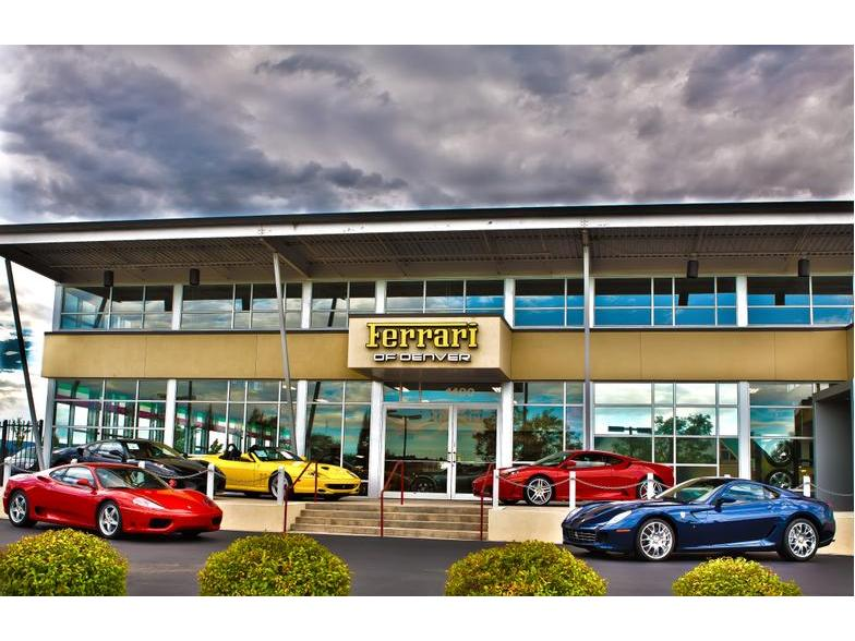 Ferrari, Bentley, Lotus of Denver , Littleton, CO