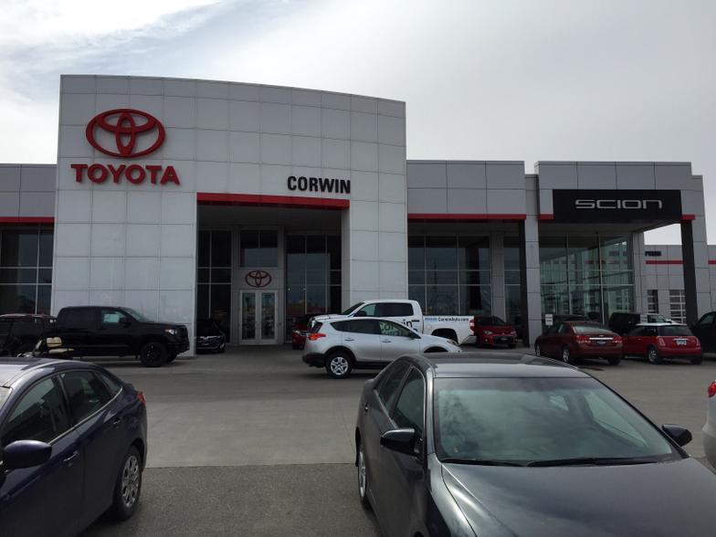 Corwin Toyota Fargo >> Corwin Toyota Of Fargo Fargo Nd Cars Com