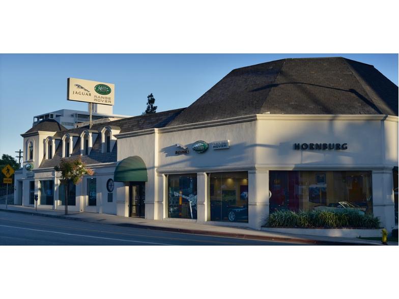 Hornburg Land Rover >> Hornburg Jaguar Land Rover Los Angeles West Hollywood Ca