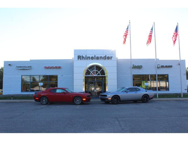 rhinelander chrysler dodge jeep ram rhinelander wi cars com rhinelander chrysler dodge jeep ram