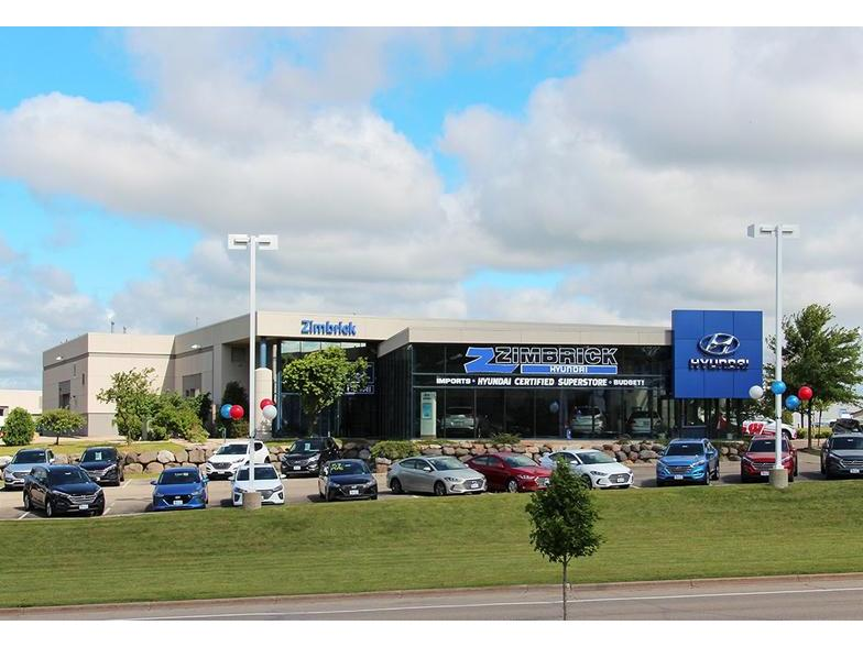 Zimbrick Hyundai East >> Zimbrick Hyundai Eastside Madison Wi Cars Com