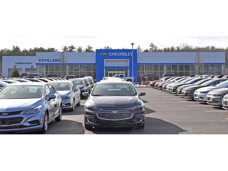 Copeland Chevrolet Brockton Ma Cars Com