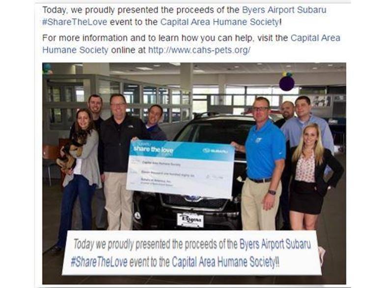 Byers Airport Subaru >> Byers Airport Subaru Gahanna Oh Cars Com