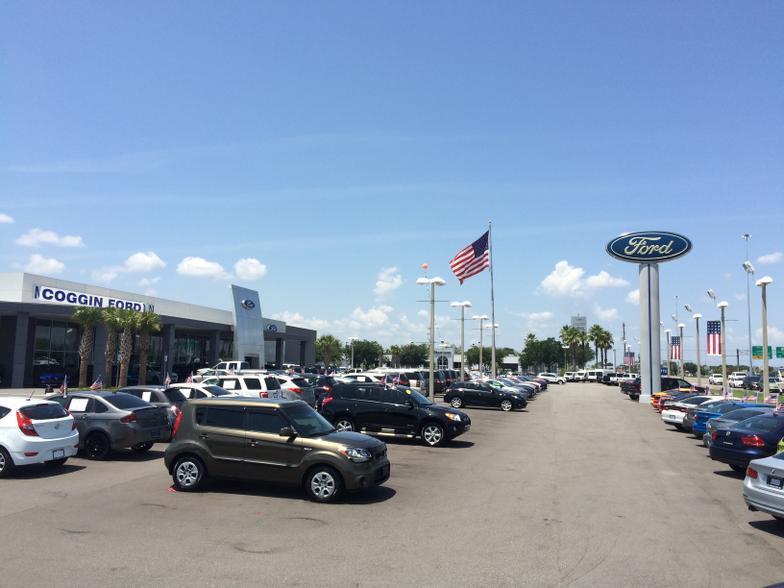 Coggin Ford Of Jacksonville Jacksonville Fl Cars Com