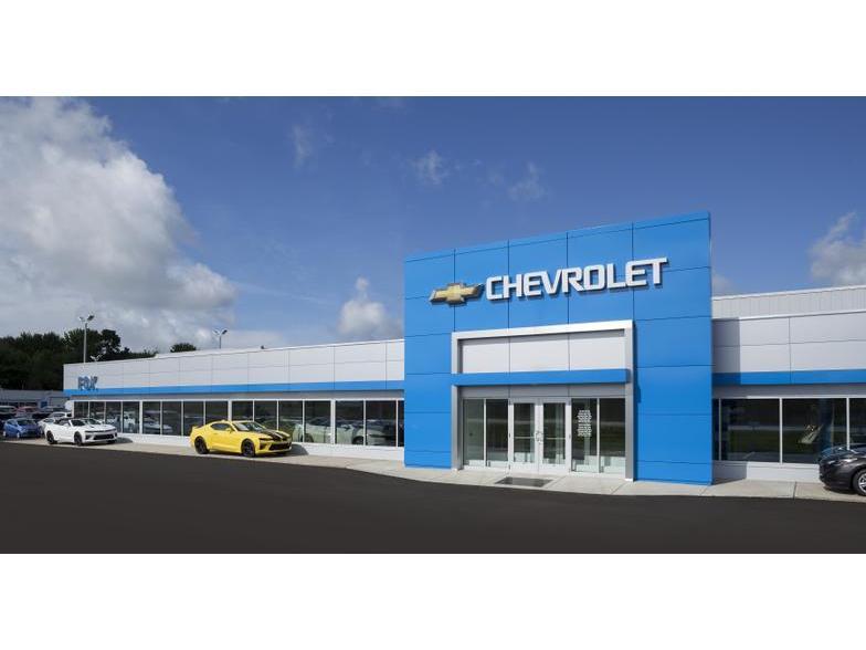 Fox Chevrolet Caledonia Mi Cars Com