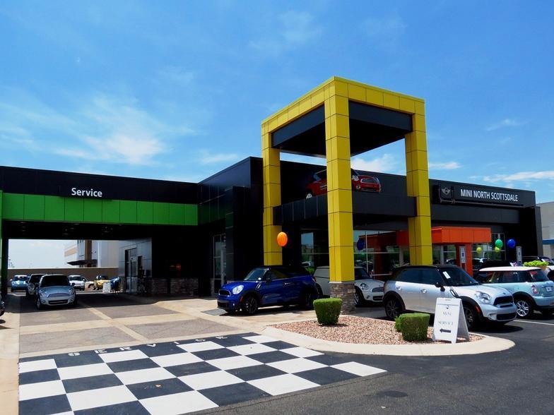 Mini North Scottsdale >> Mini North Scottsdale Phoenix Az Cars Com