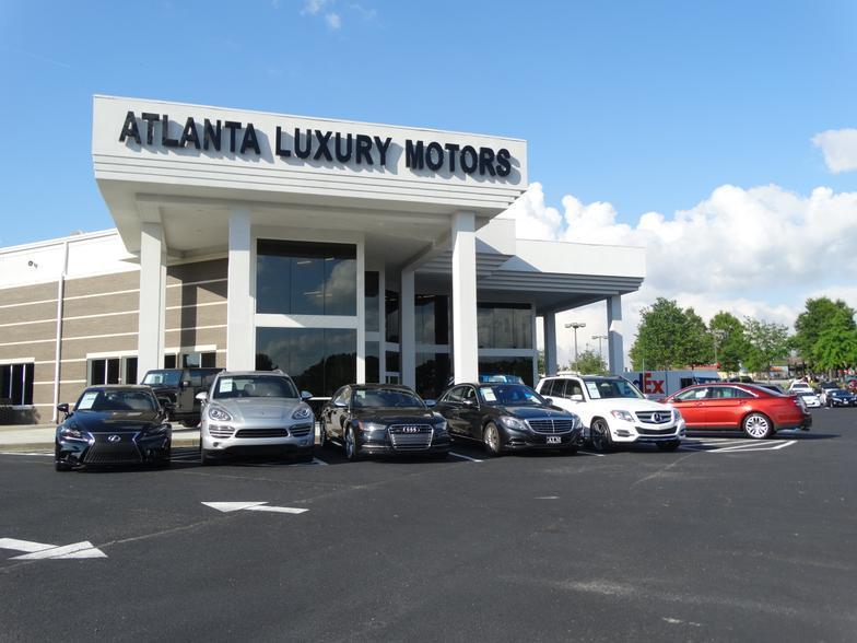 Atlanta Luxury Motors Newnan >> Alm Newnan Newnan Ga Cars Com