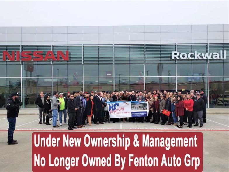 Fenton Nissan Of Rockwall >> Nissan Of Rockwall Rockwall Tx Cars Com
