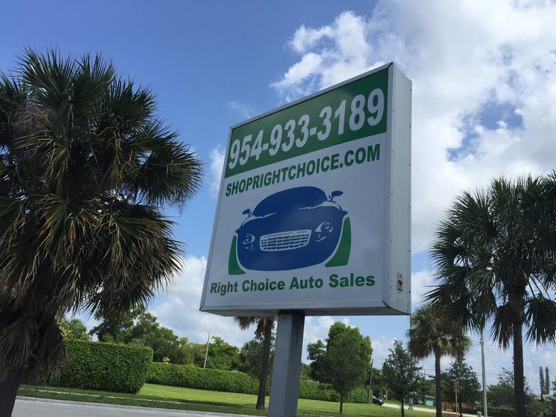 Right Choice Auto >> Right Choice Auto Sales Pompano Beach Fl Cars Com