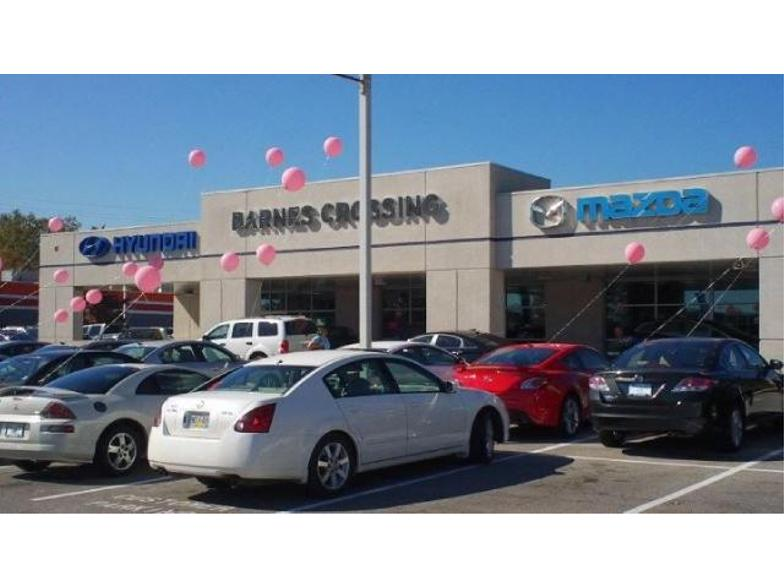 Barnes Crossing Hyundai Saltillo Ms Cars Com