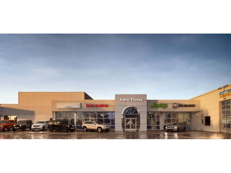 John Elway Dealership >> John Elway Chrysler Jeep Dodge Ram Greeley Co Cars Com