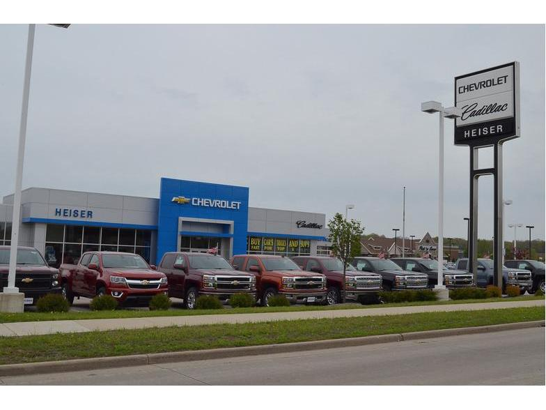Heiser Chevrolet Cadillac of West Bend - West Bend, WI