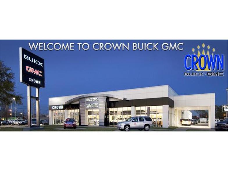 Crown Buick Gmc >> Crown Buick Gmc Metairie La Cars Com